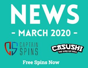 news march 2020 captain spins casushi